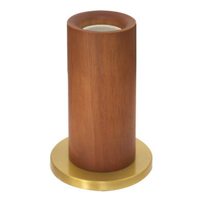 Luminária de Mesa Wood Scuro