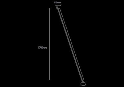 Luminária Horizon Coluna