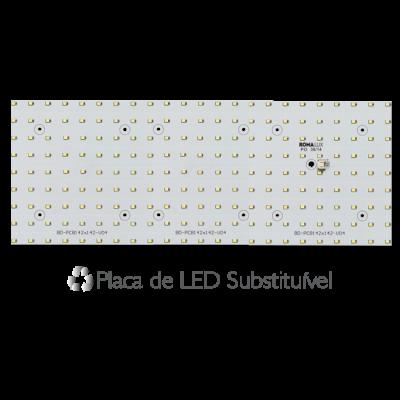 Luminária Embutir 120x15