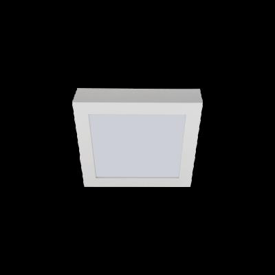 Luminária Sobrepor 21x21