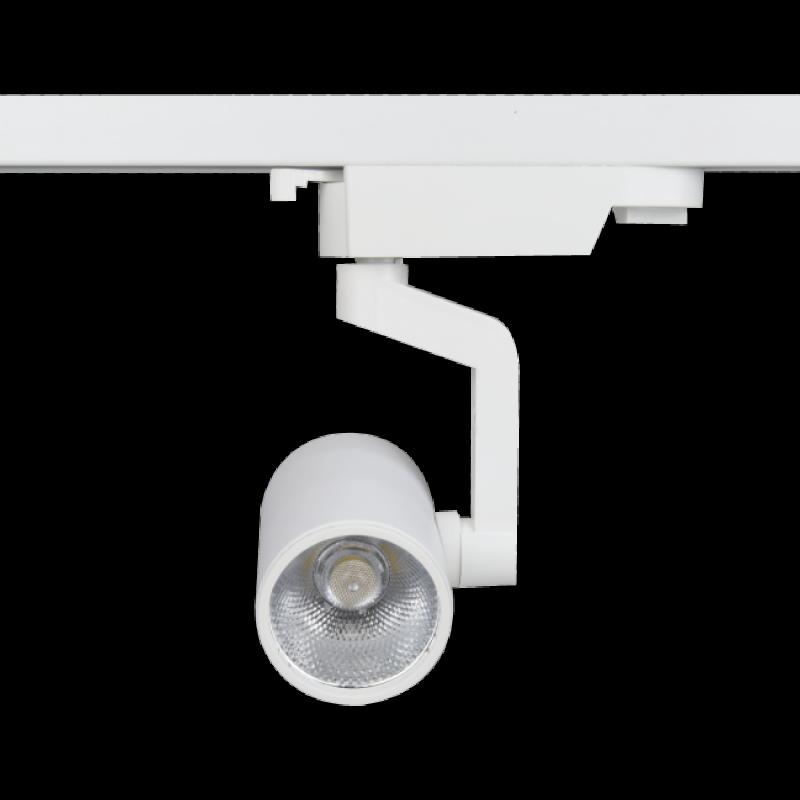 Spot PAR30 Preto